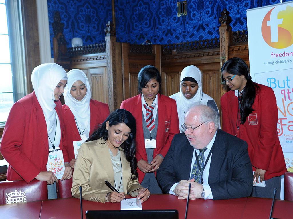 Aneeta Prem SignIng Book