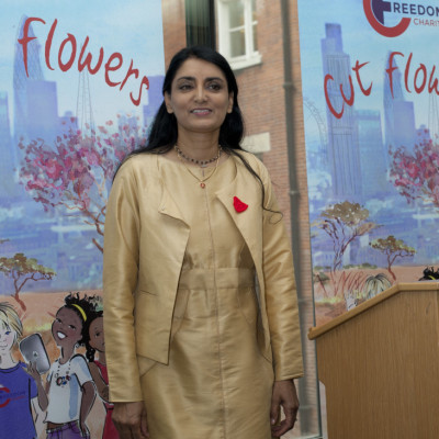 Aneeta Prem Author Cut Flowers