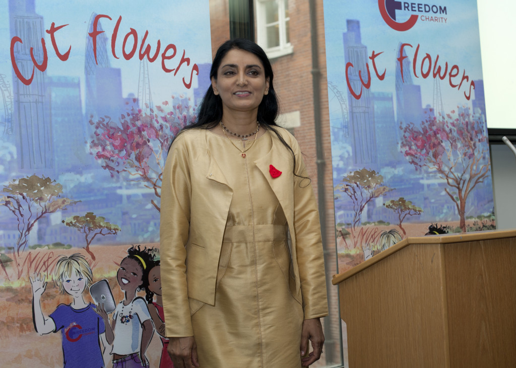 Aneeta Prem Author Cut Flowers