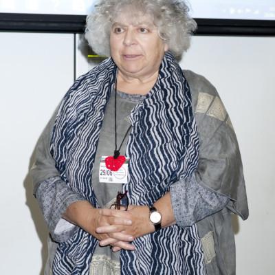Miriam Margolyes, Cur Flowers presentation
