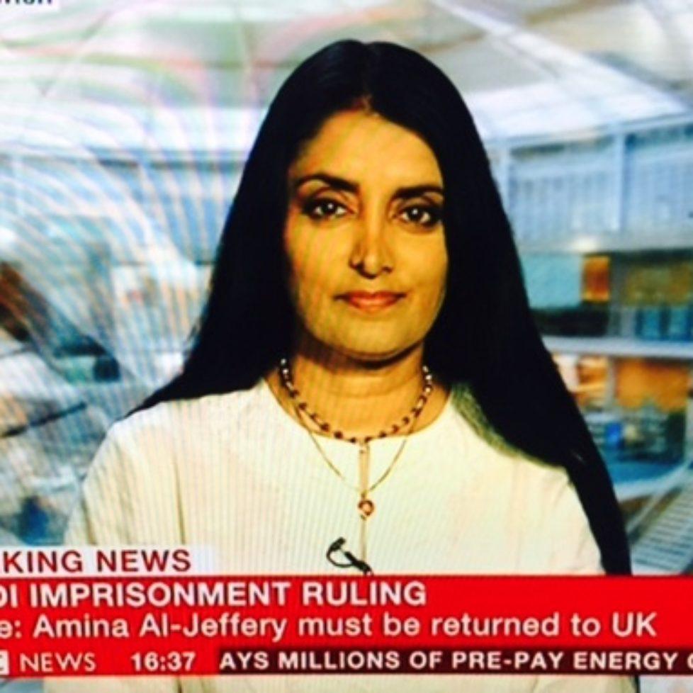 Aneeta Prem bbc news