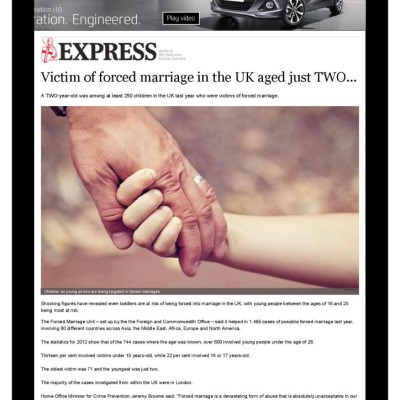 express-victim-of-forced-marriage-in-the-uk-aged-just-two-uk-news-daily-express-page-001