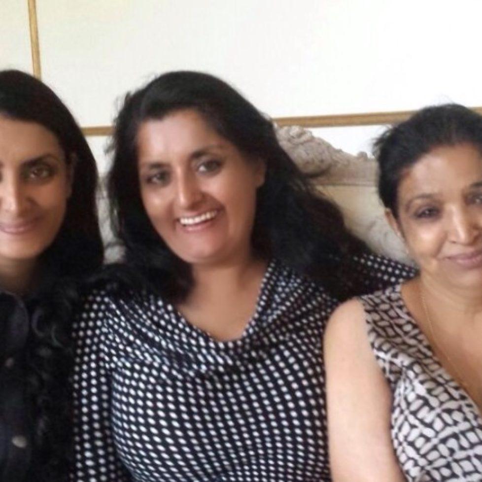 Rishi Thornhill, Savita prem, Aneeta Prem, Vineeta