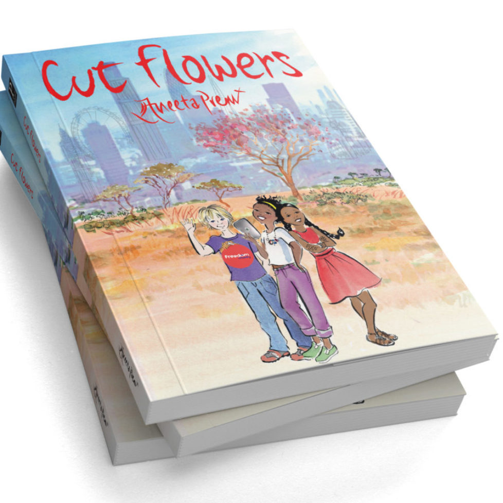 cut floewrs books