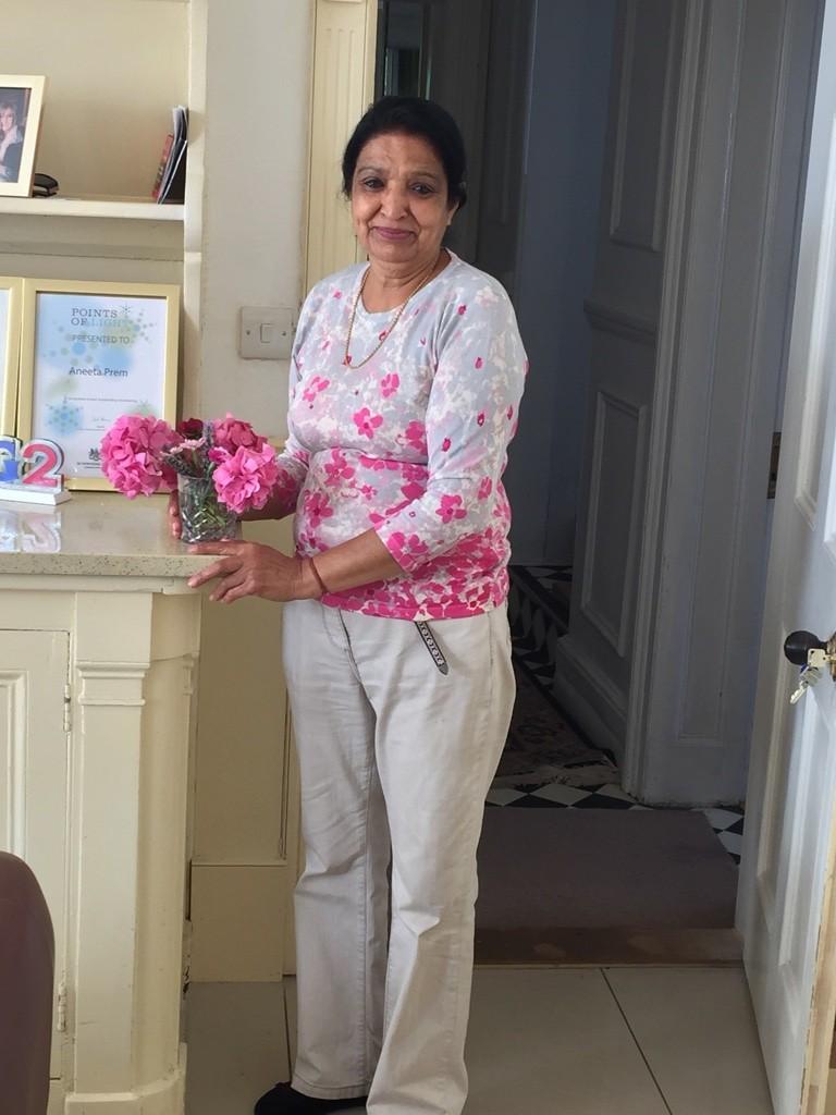Savita Prem Aneeta Prem Mum
