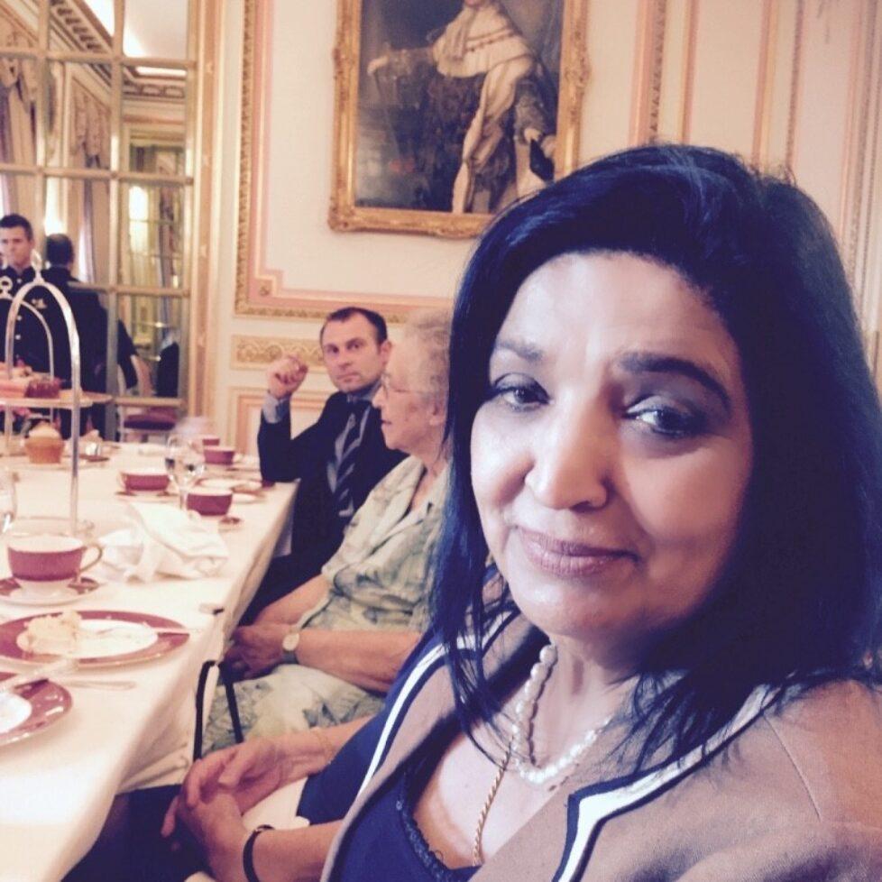 Savita Prem,Ritz, Aneeta Prem mum