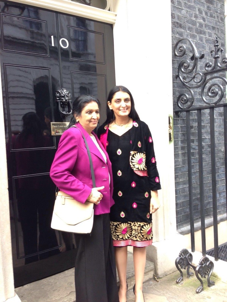 Savita prem, Aneeta Prem,