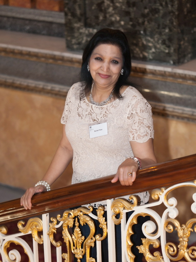 Savita Prem Aneeta Prem mum worlds best mum