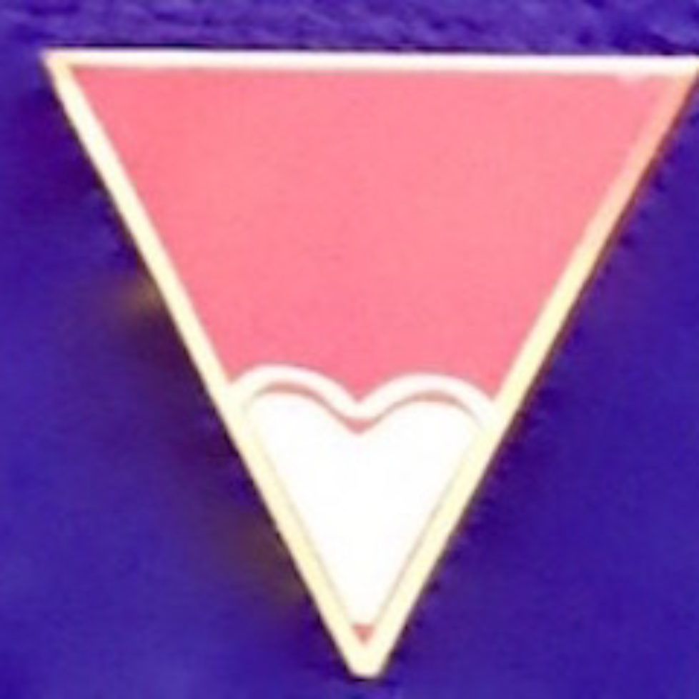 Red Triangle FGM Symbol