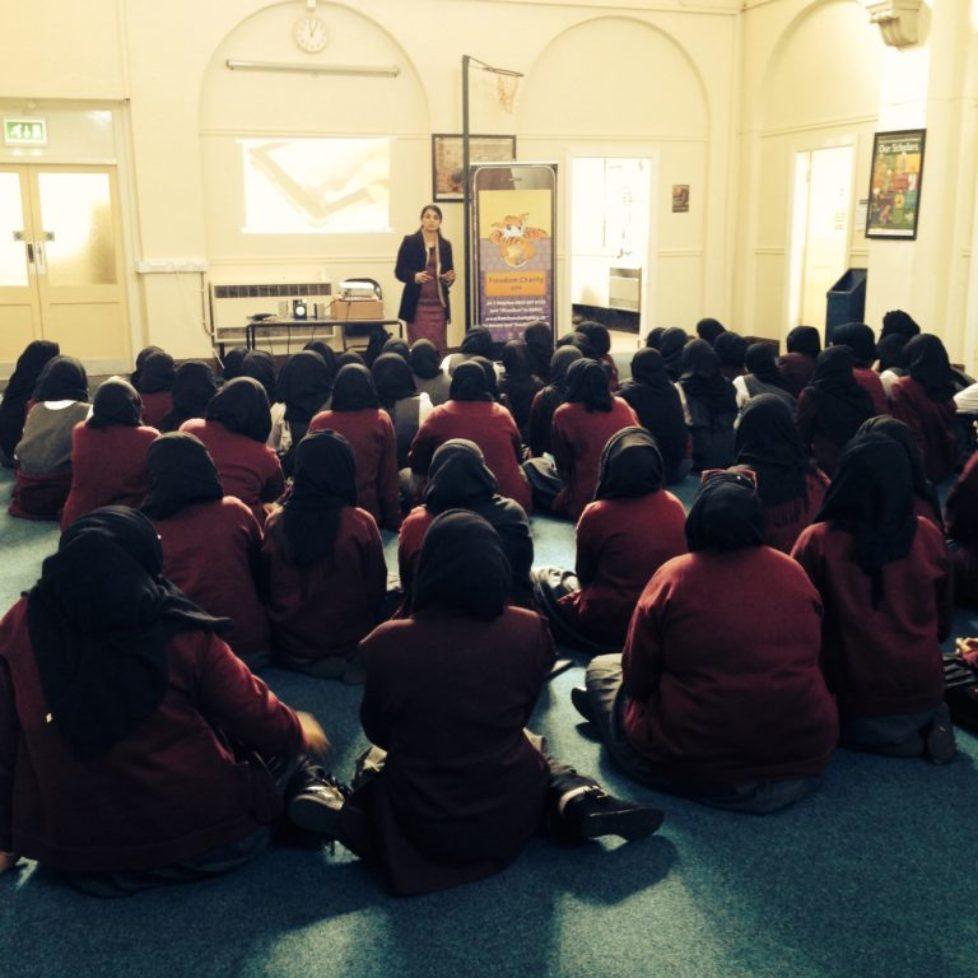 Aneeta Prem author black lives matter